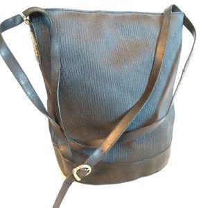 Ferragamo vintage bucket bag